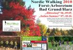 Nordic Walking 2010 in und um Bad Grund (Harz)